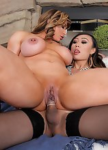 Venus Lux shows Brandi the exact reason her husband is fucking with her. The tables turn when things heat up and Brandi now understands perfectly why.